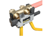 REMS présgép Ax-Press HK egykezes axiálprésgép